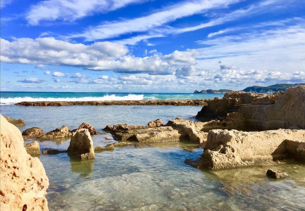 Chalet en Javea / Xàbia - Chalet en Javea 4p piscina de 8x4 playa Arenal a 7km
