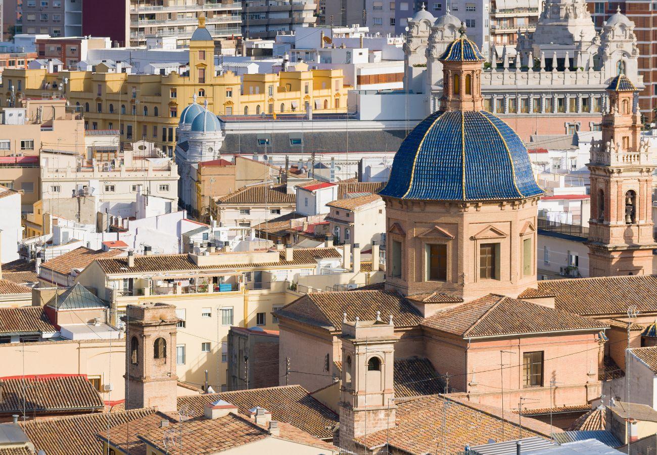 Apartamento en Valencia - Mar II
