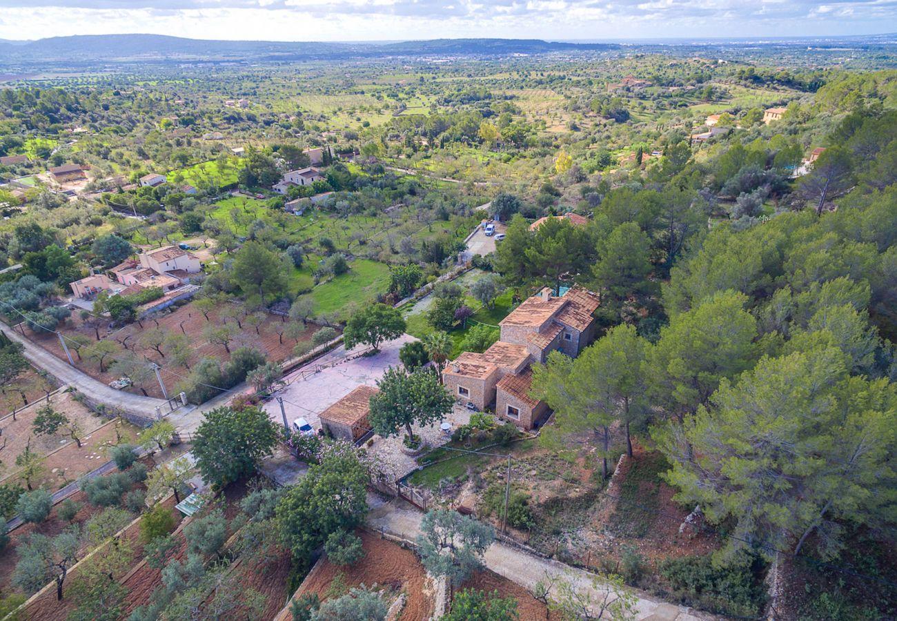 Villa en Alaro - Villa Alaró