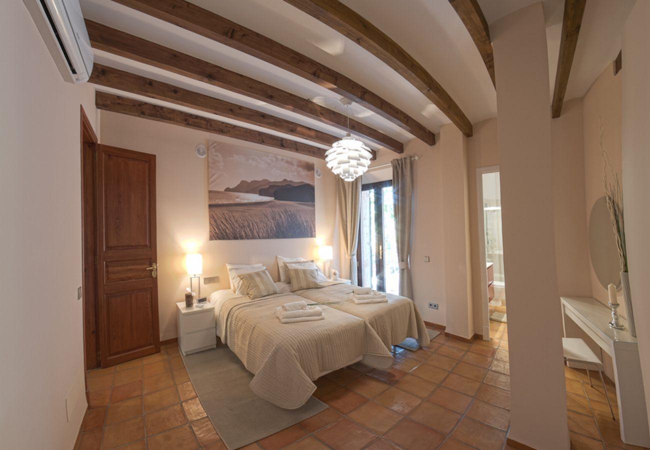 Villa en Deià  - Villa Can Sarales (Deià)
