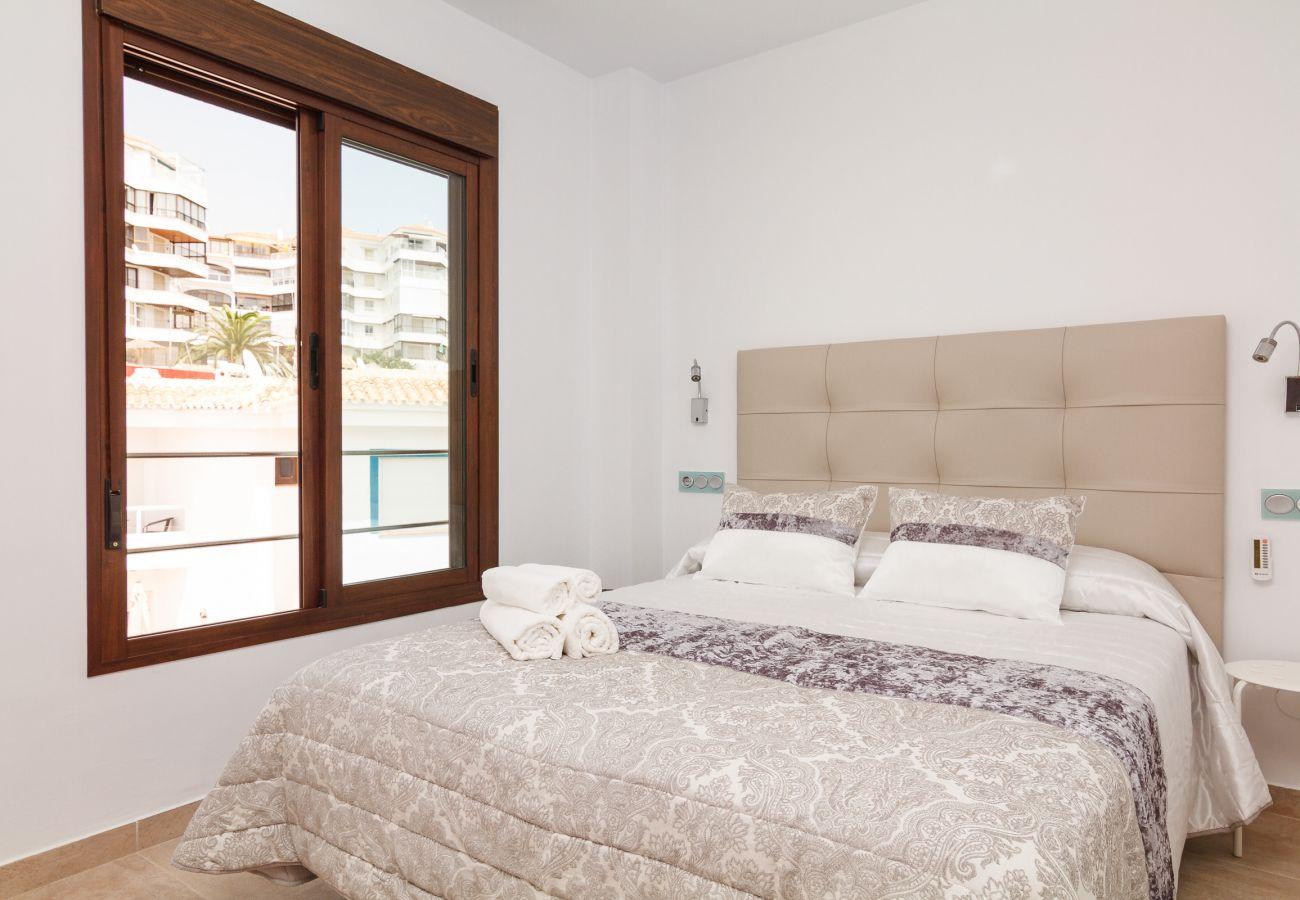 Villa en Torrox Costa - Villa de lujo con WiFi y piscina privada - Las Luisas 3