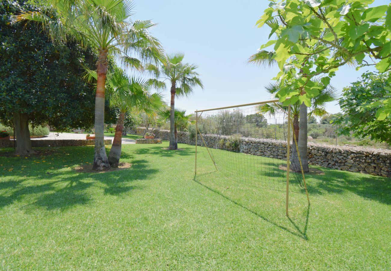 Finca en Muro -  Son Auba - Tranquila villa con piscina en una zona tranquila 043