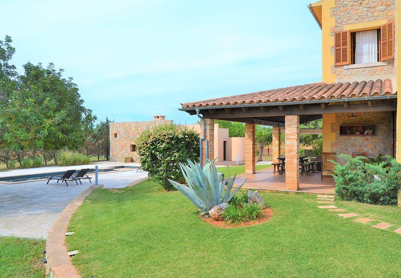 Finca en Binissalem - Es Triquet Villa perfecta para familias o grupos 151