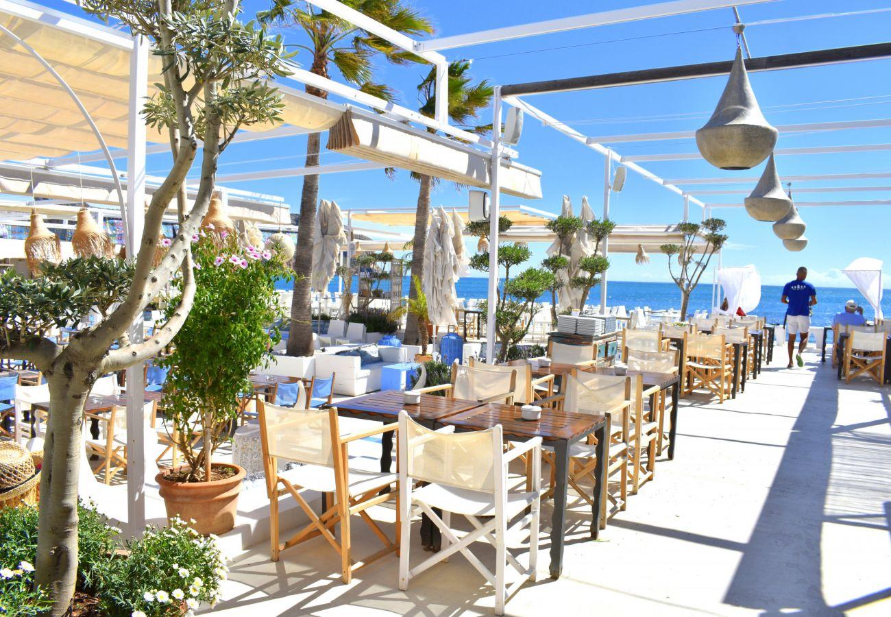 Apartamento en Javea / Xàbia - Piso en Javea 4p vistas al mar clima  piscina mar a 30m