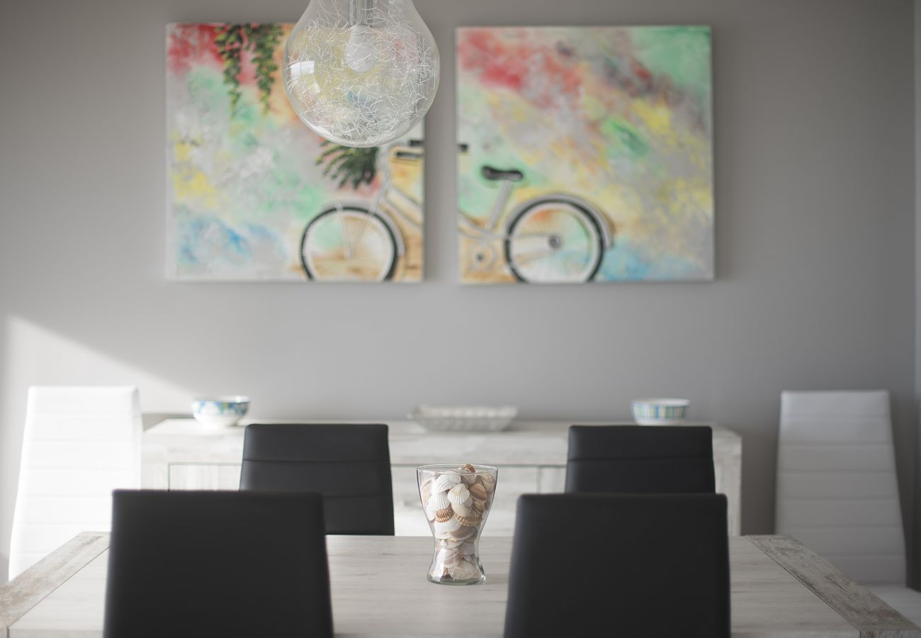 Apartamento en Segur de Calafell - R13 Apartamento de 3 dormitorios en primera linea