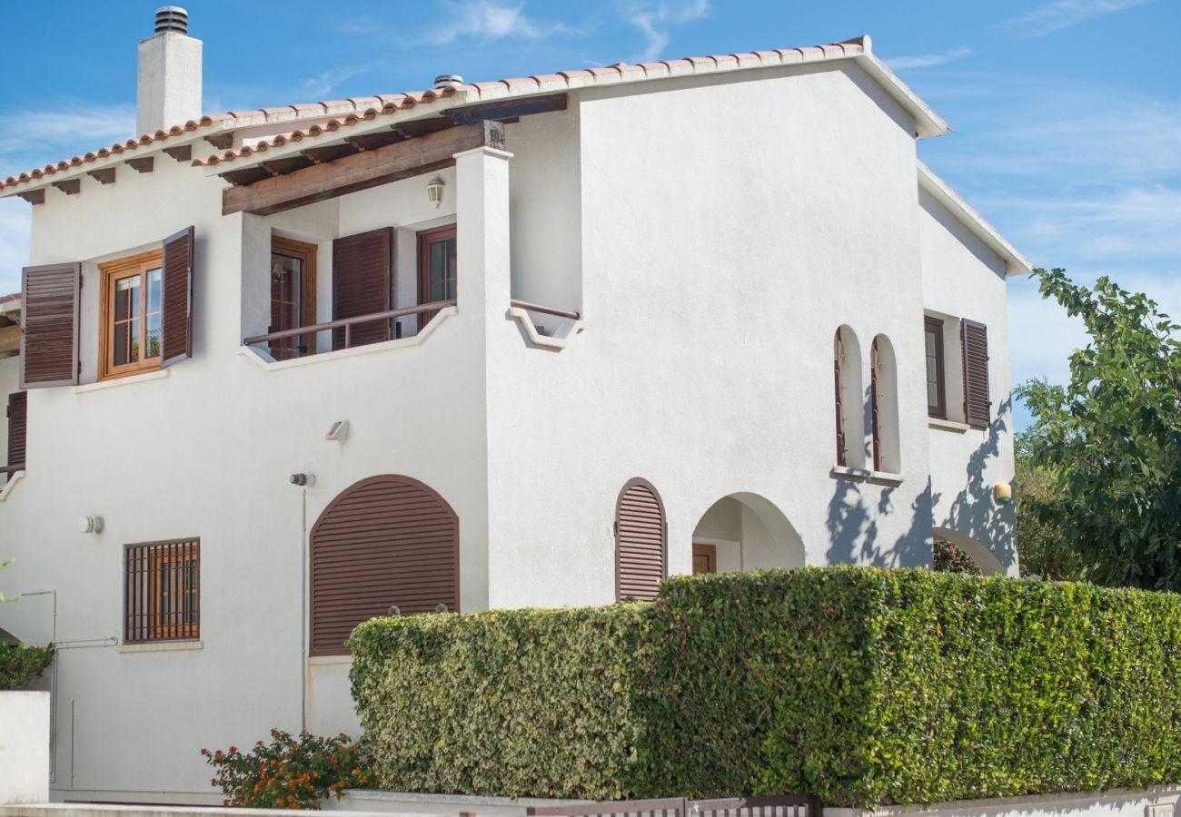 Casa adosada en Calafell - R17 Casa adosada con jardin 50m de la playa Calafell