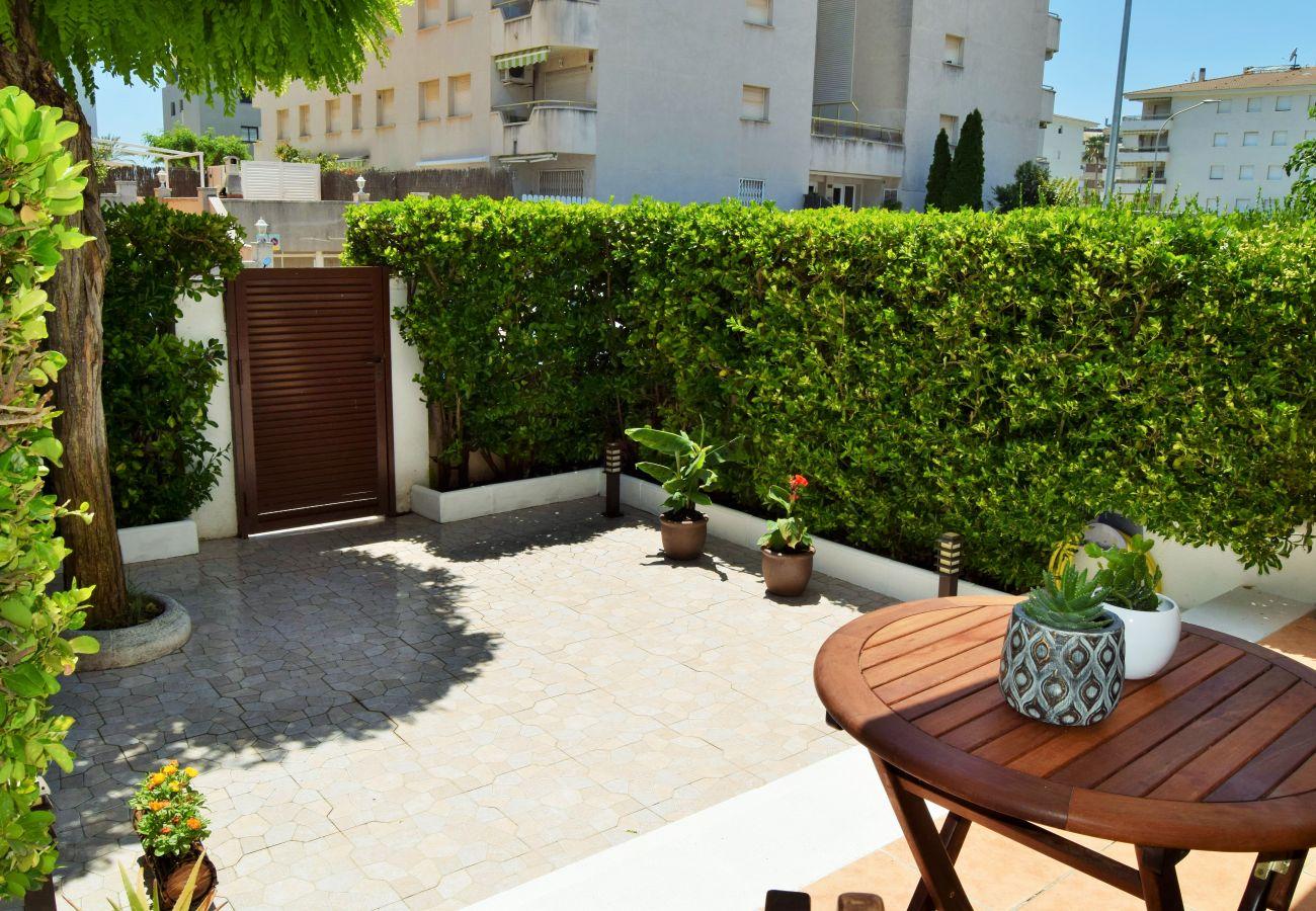 Casa adosada en Calafell - R85 Casa adosada con 2 piscinas 50m de la playa