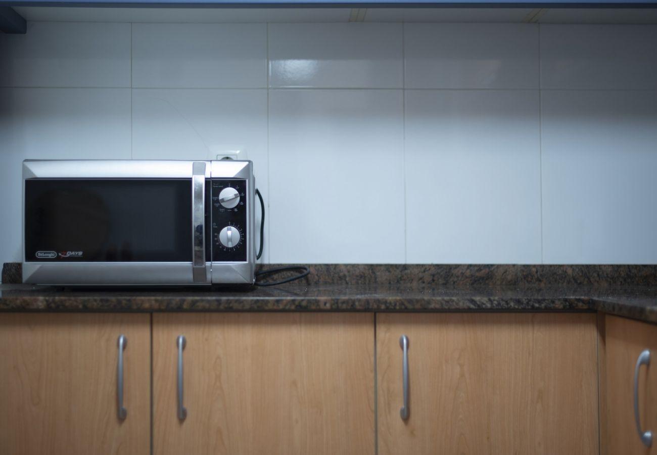 Apartamento en Calafell - R95 Apartamento en planta baja 50 m de la playa