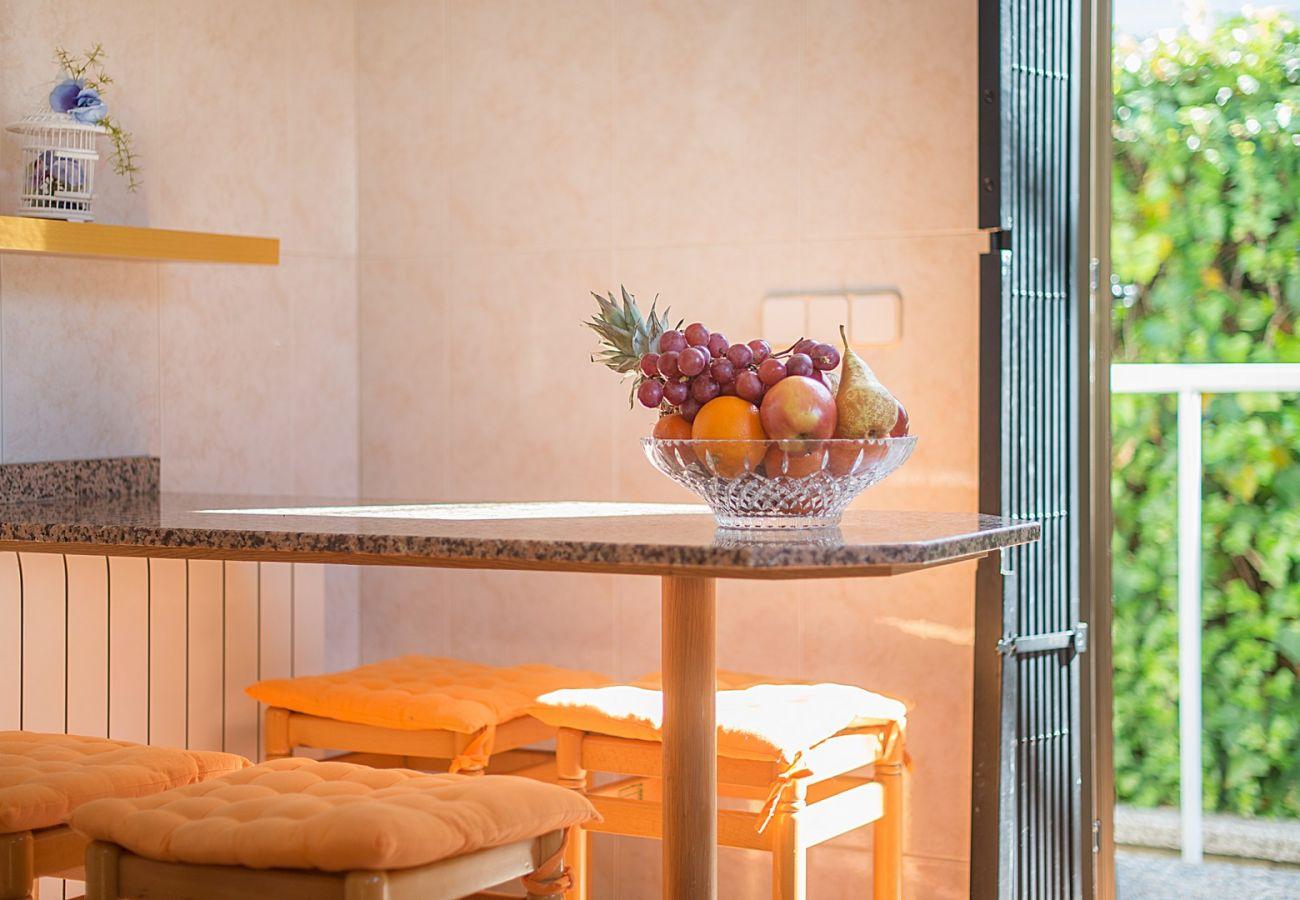 Villa en El Vendrell - R24 Casa con piscina 200m de la playa