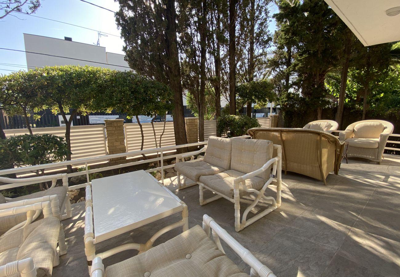 Villa en El Vendrell - R31 Espacioso chalet familiar 20m de la playa