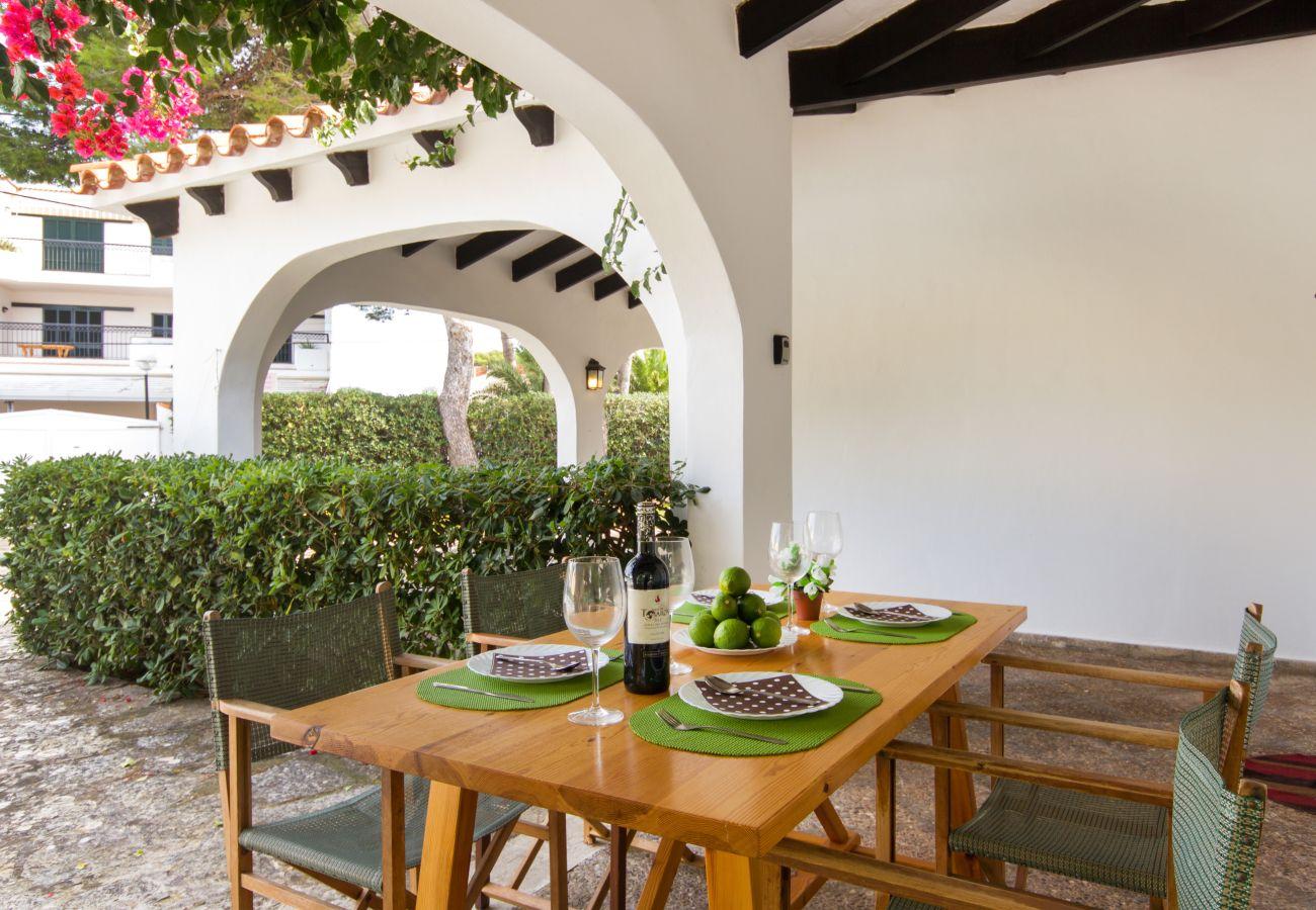 Villa en Cala Blanca - Menorca Lorenzo