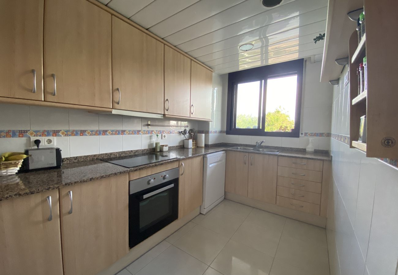 Apartamento en Calafell - R120 Apartamento a 50m de la playa en Calafell
