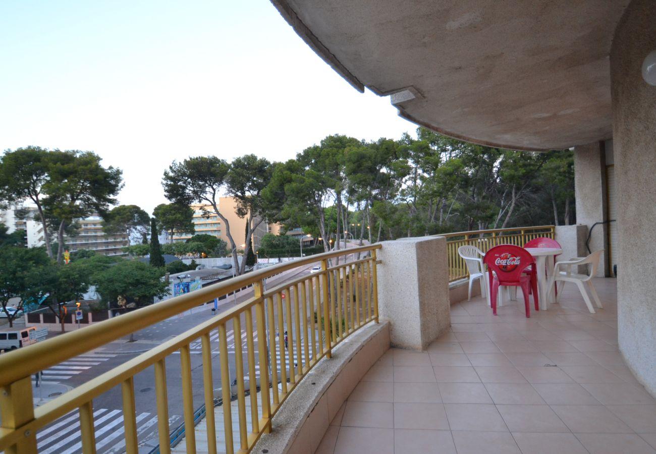 Apartment in Salou - Catalunya 24:Large terrace-Salou Tourist center-Near beach-Pools,sports,playground