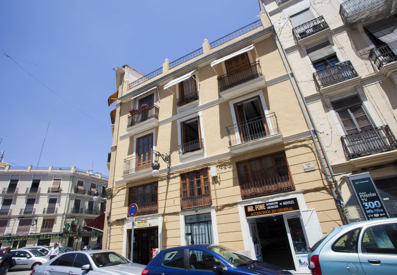Apartment in Valencia / València - Cervantes III