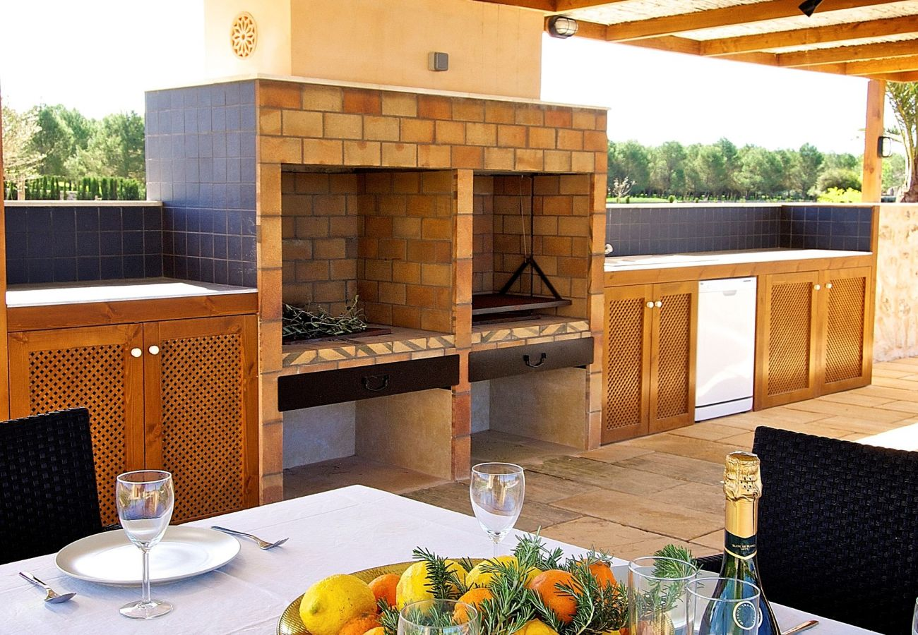 Country house in Manacor - Hort de Conies Villa of supreme quality with a monster pool 067