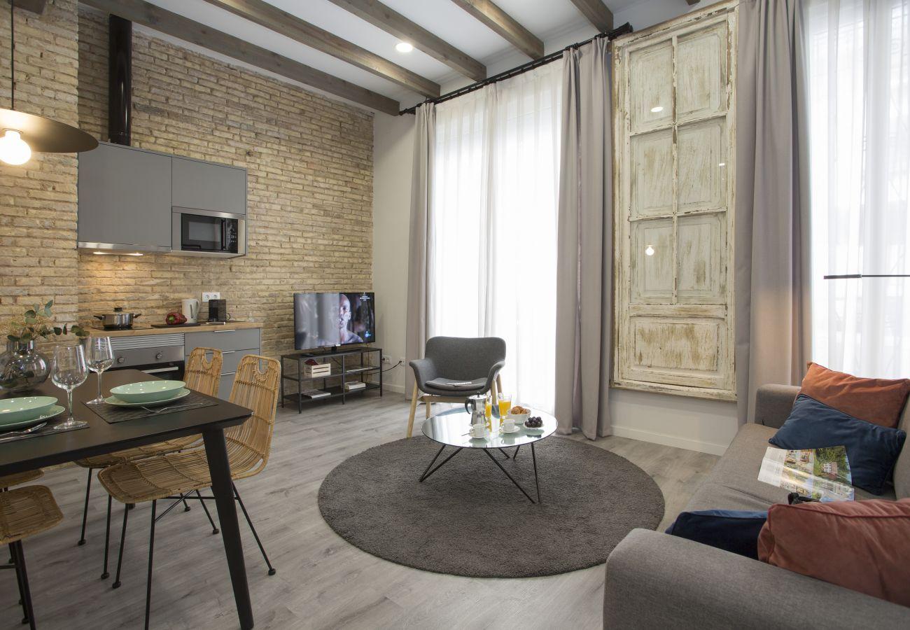 Studio in Valencia / València - Parque Central I