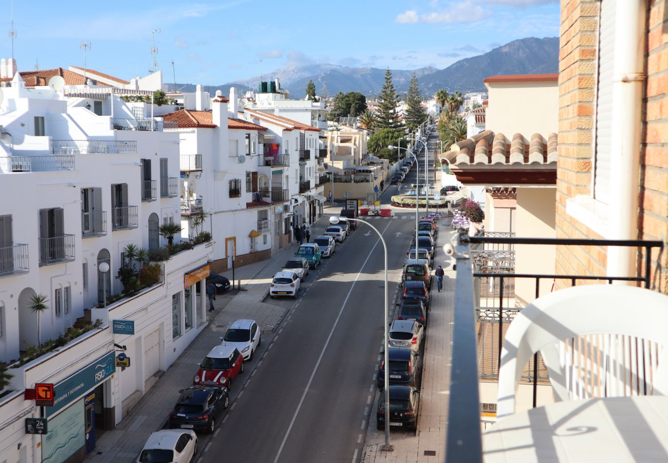 Apartment in Nerja - Apartment with views in the Bahía Nerja Building Casasol 532