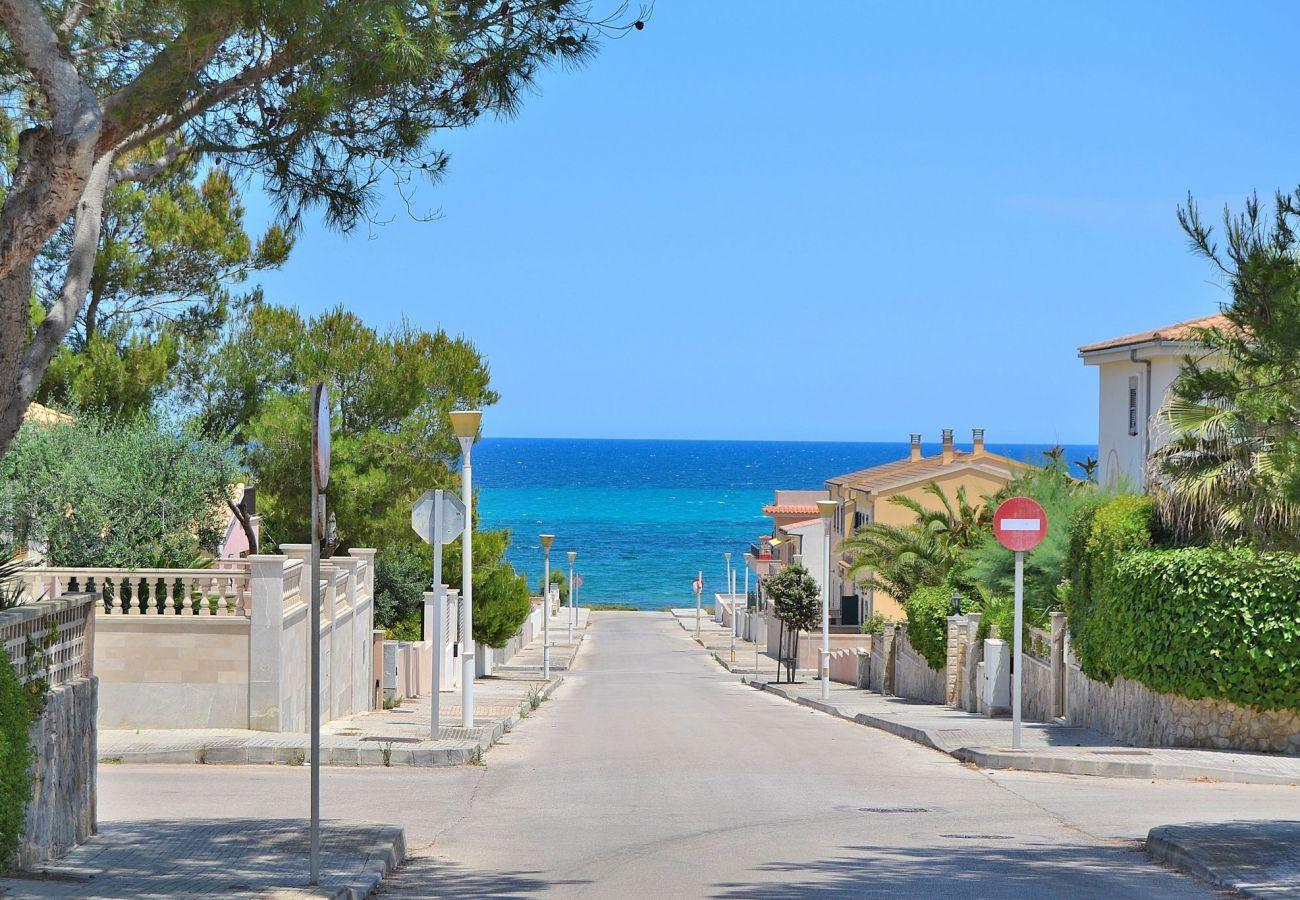 Chalet in Son Serra de Marina - Sa Marina wonderful villa near the beach with sea views 112