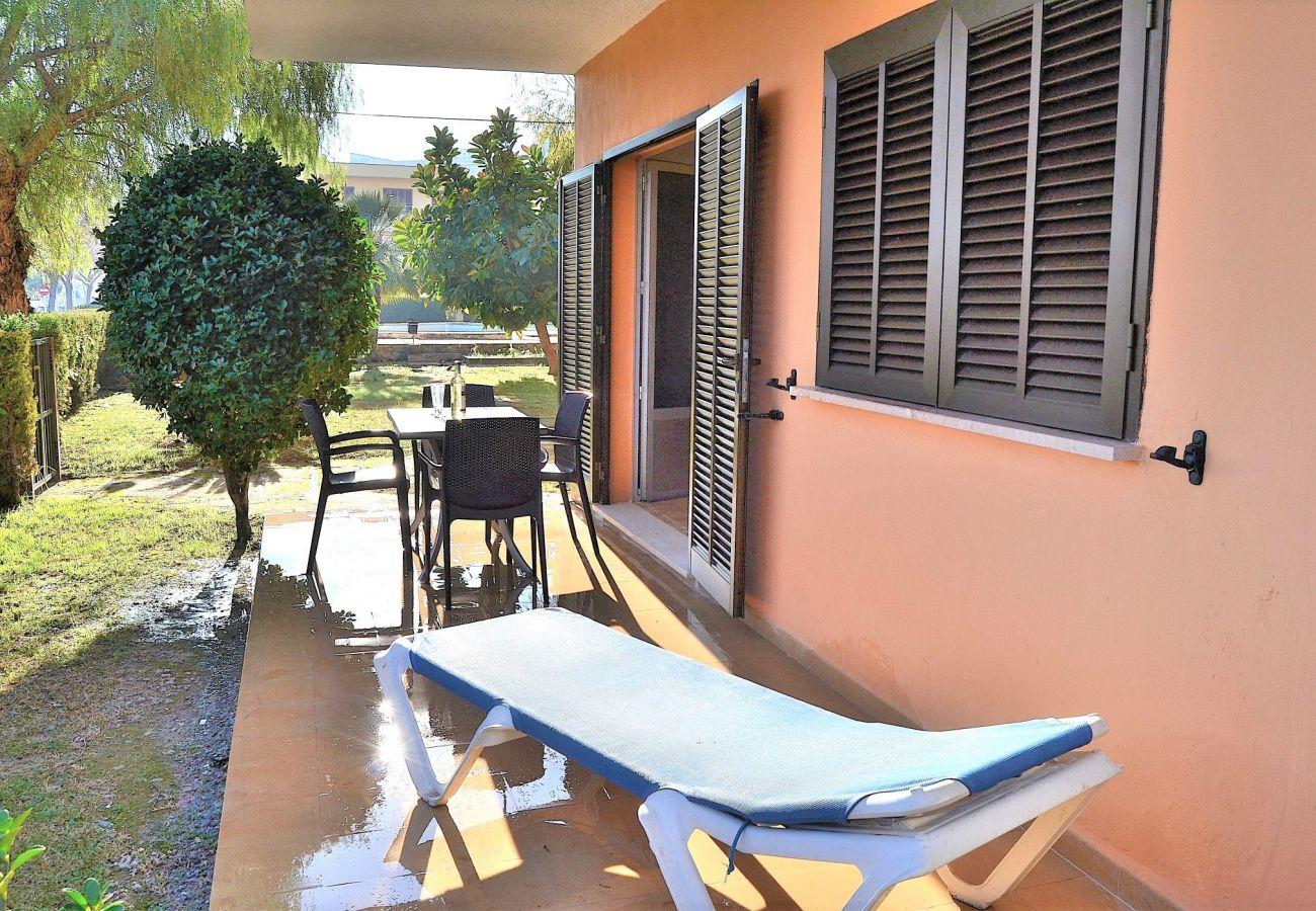 Apartment in Port de Pollença - Gotmar apartment with pool close to the beach 072