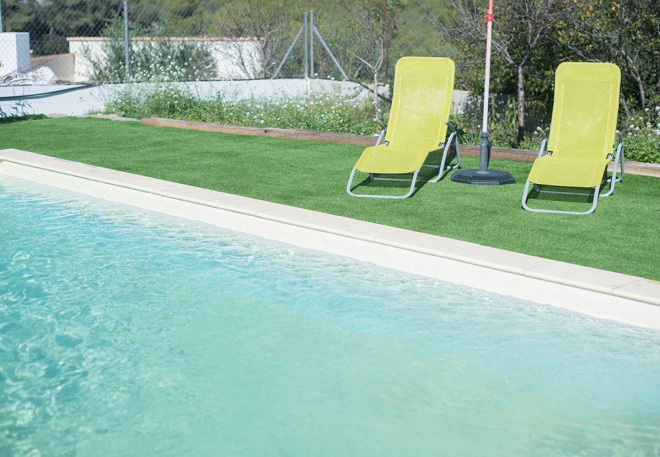 Villa in Castellet i la Gornal - R75 Julius House 7 km from the beach