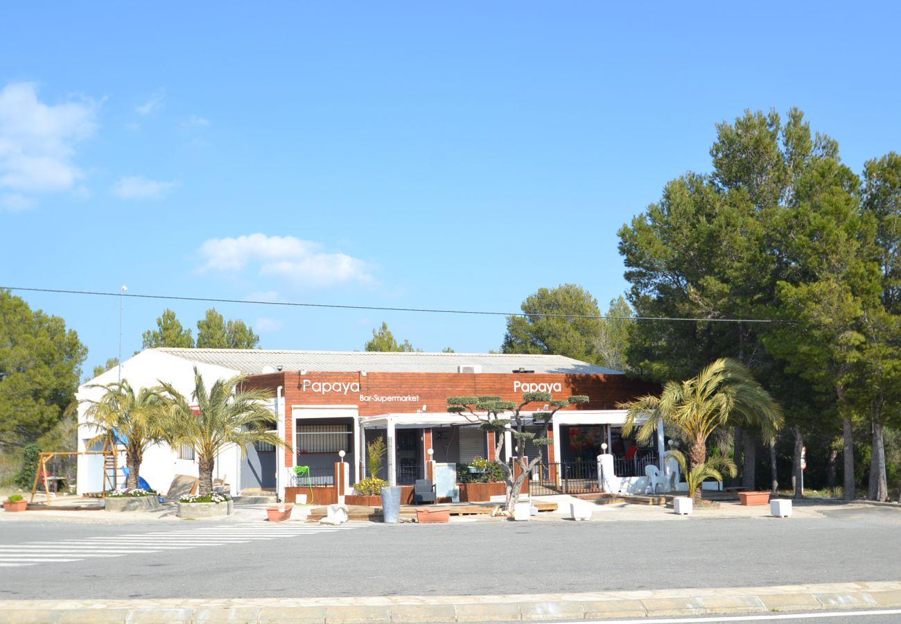 Villa à Miami Playa - Villa Casalot 7: Terrasse privée-Proche plages Miami Playa-Piscine
