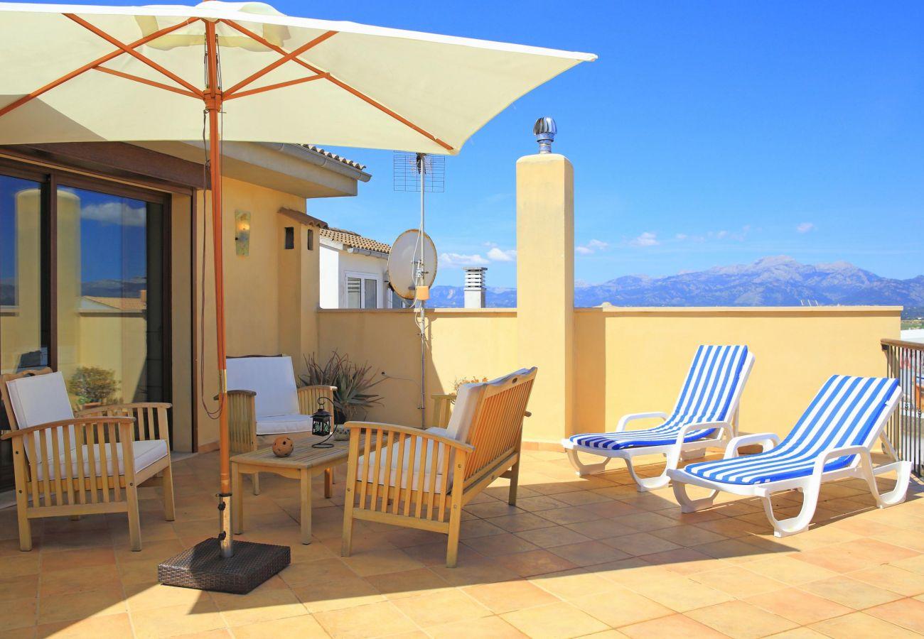 À partir de 100 € par jour, vous pouvez louer votre villa à Majorque.