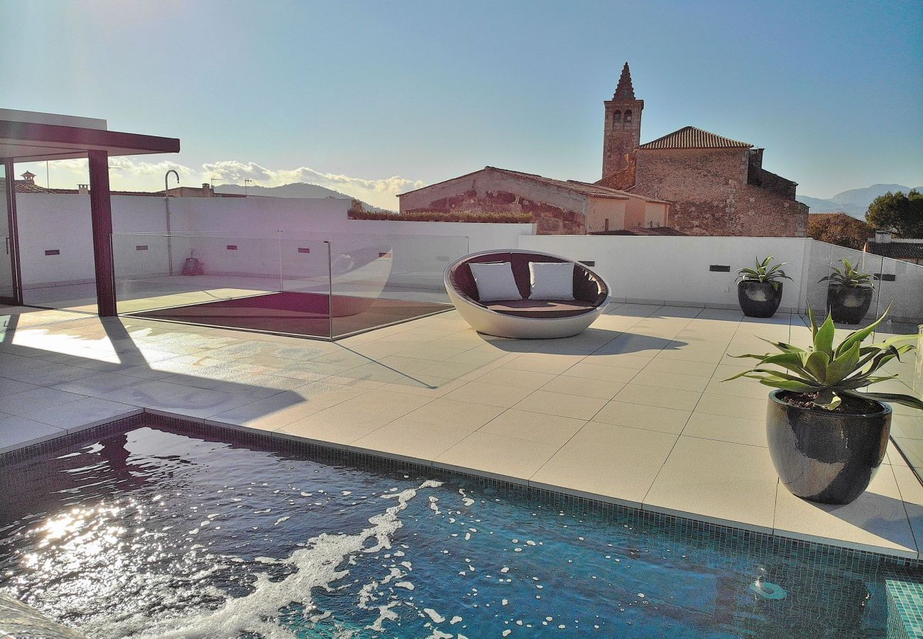 Maison à Buger - Villa luxueuse avec piscine à Buger avec vues