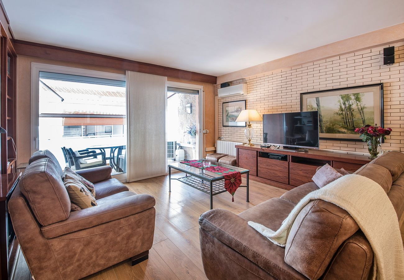 Appartement à Calafell - R2 APPARTEMENT SUR LA PLAGE DE CALAFELL