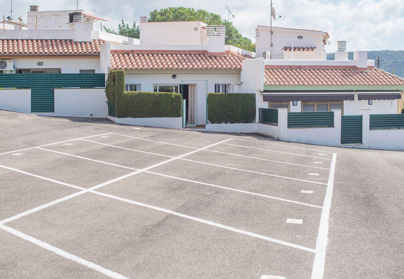 Maison mitoyenne à Calafell - R4 Maison mitoyenne avec patio, terrasse et vue