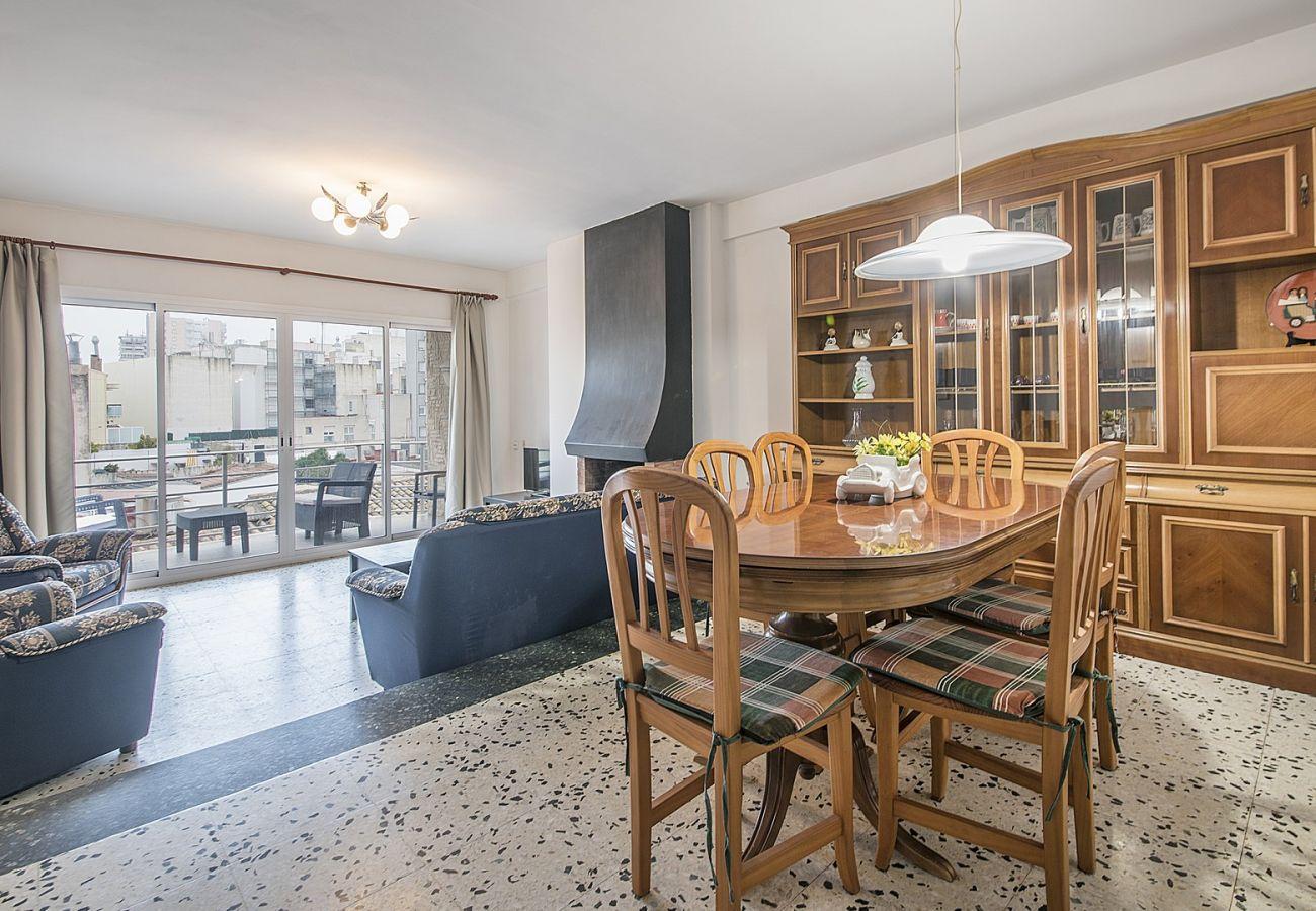Appartement à Calafell - R28 Appartement de 3 chambres à 20m de la plage Calafell