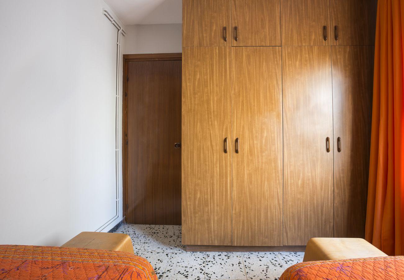 Appartement à Calafell - R54 Appartement de deux chambres à 20m de la plage Calafell