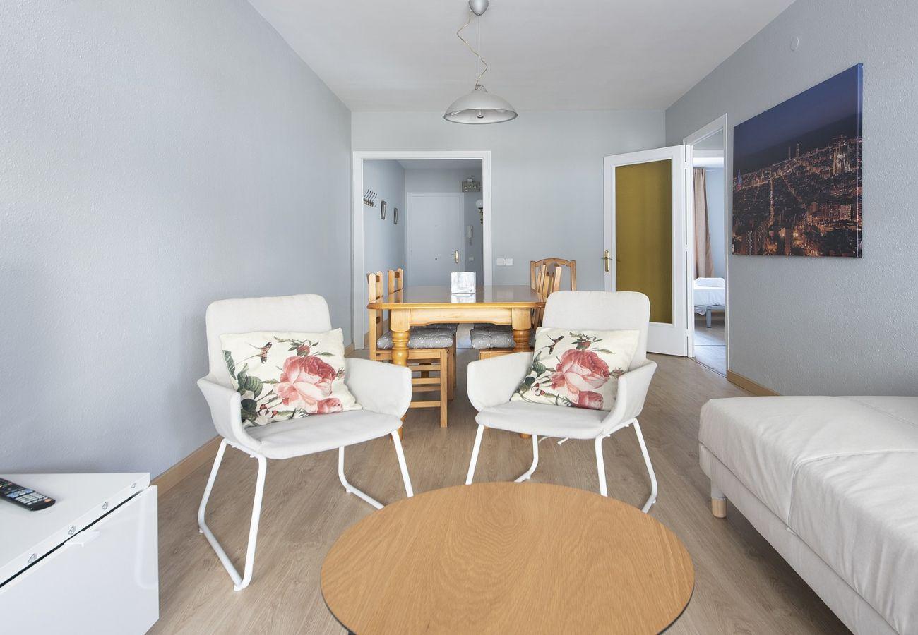 Appartement à Calafell - R68-3 Appartement de deux chambres à 50 m de la plageMontserrat 32