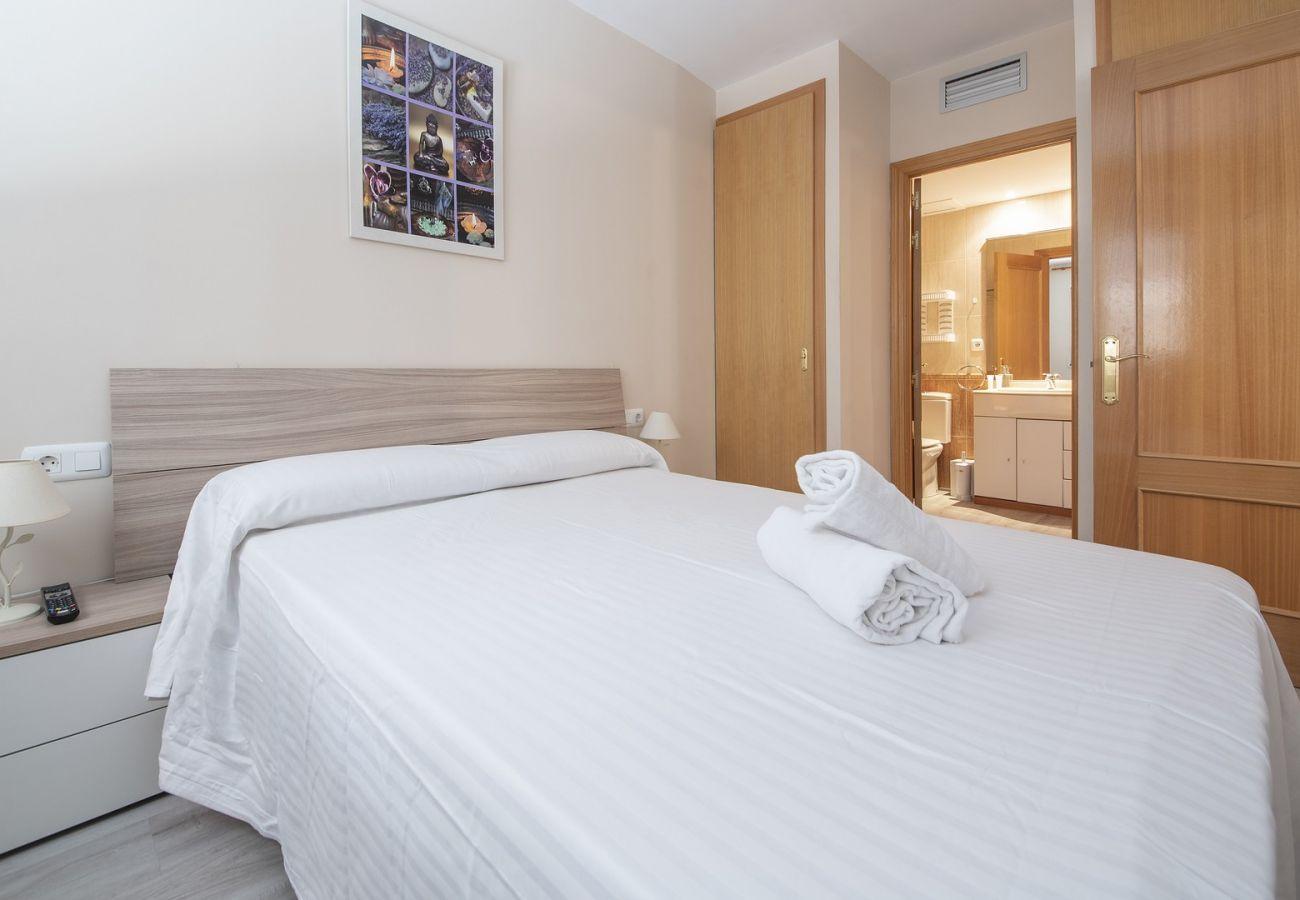 Appartement à Calafell - R95 Appartement au rez-de-chaussée à 50 m de la plage