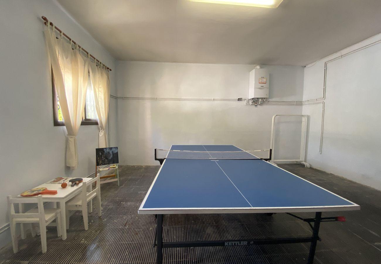 Villa à Coma-Ruga - R24 Maison avec piscine à 200m de la plage