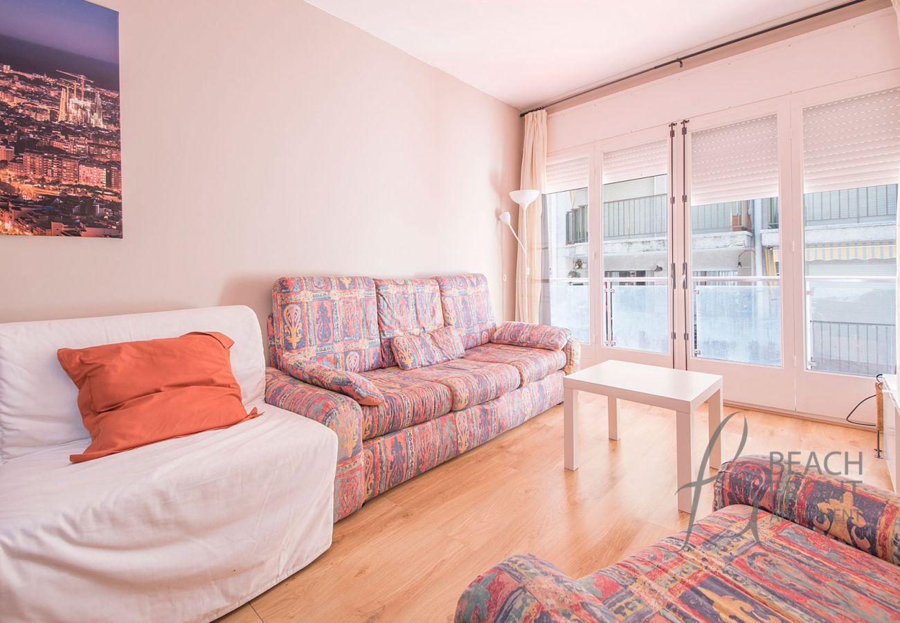 Appartement à Calafell - R68-2 Appartement de 2 chambres proche à la plage