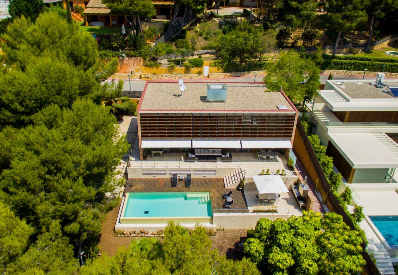 Villa à Tarragone - TH02 Tamarit Grand Design