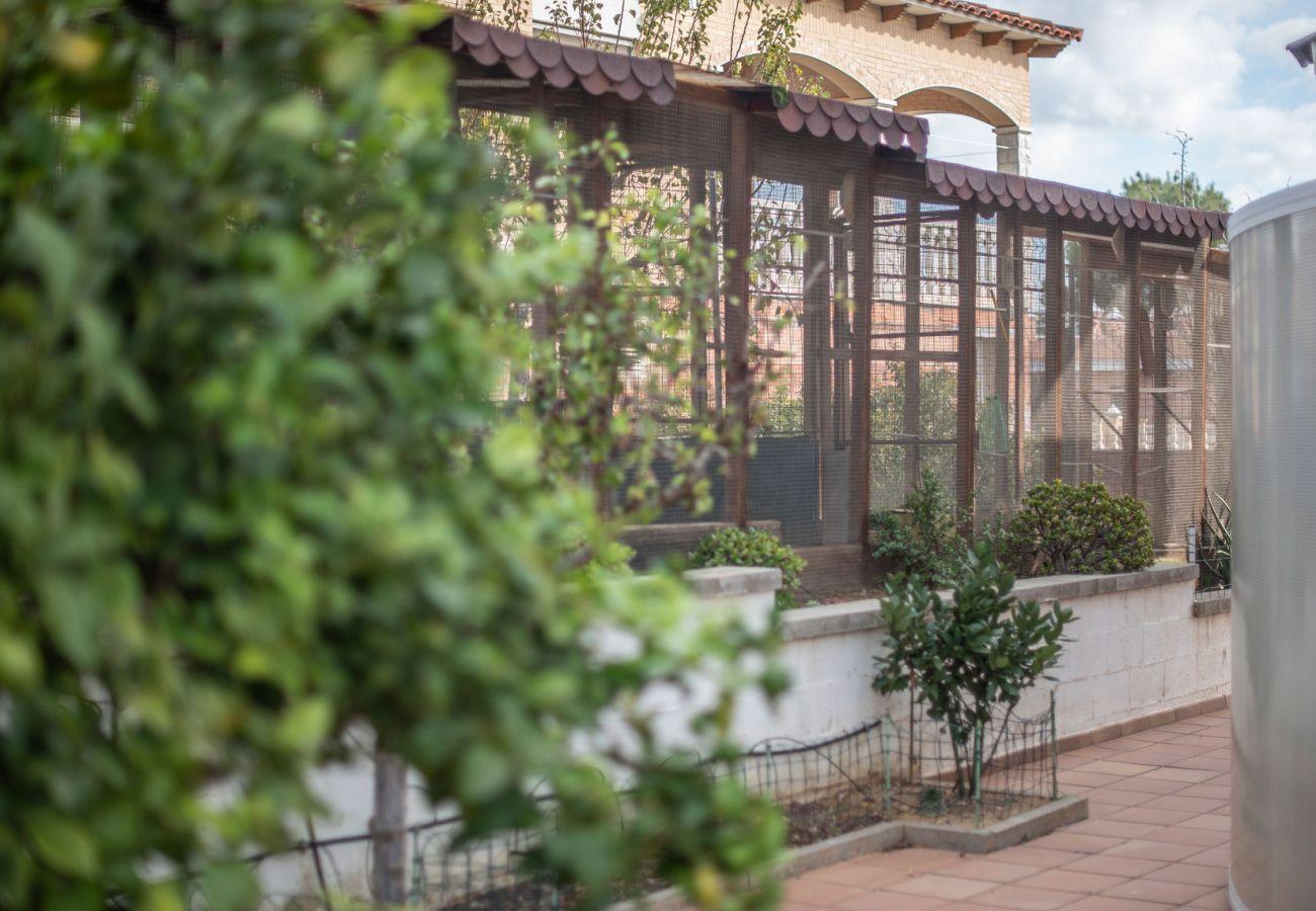 Villa à Calafell - R112 Grande maison pour 10 personnes avec climatisation