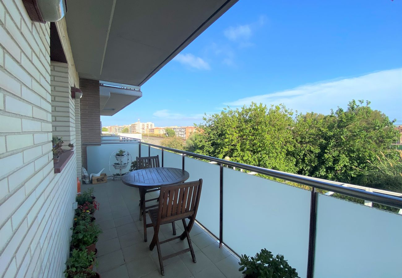 Appartement à Calafell - R120 Appartement à 50m de la plage à Calafell