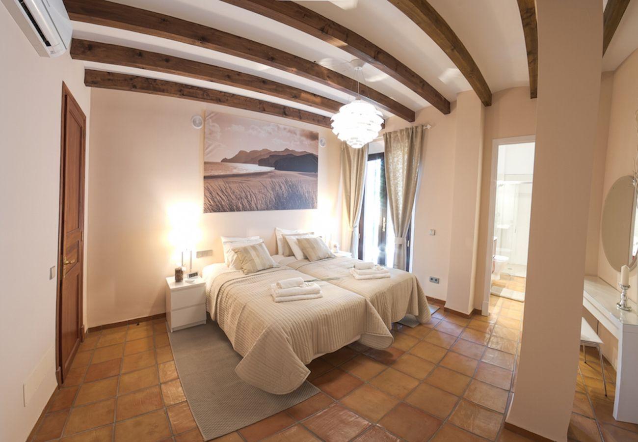 Вилла на Deià - Villa Can Sarales (Deià)