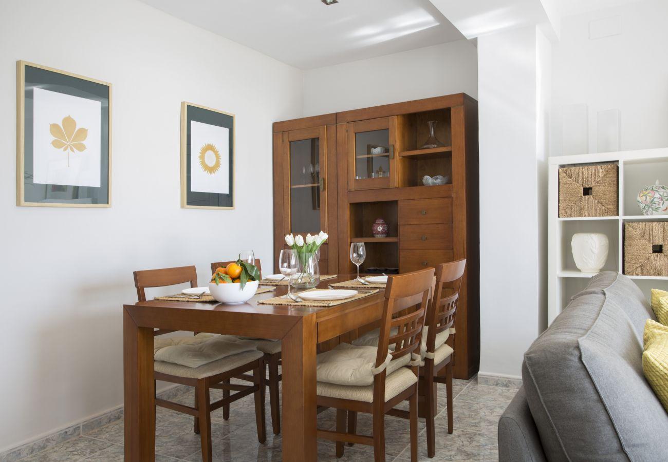 Апартаменты на Puçol - El Faro