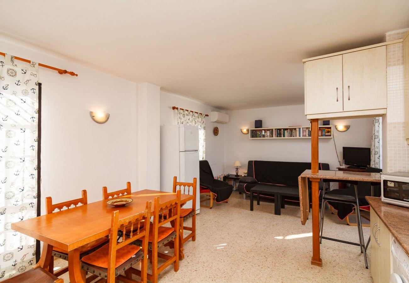 Апартаменты на Nerja - 3 bedroom apartment with spectacular views in Capistrano Playa Burriana Beach Nerja Casasol 534