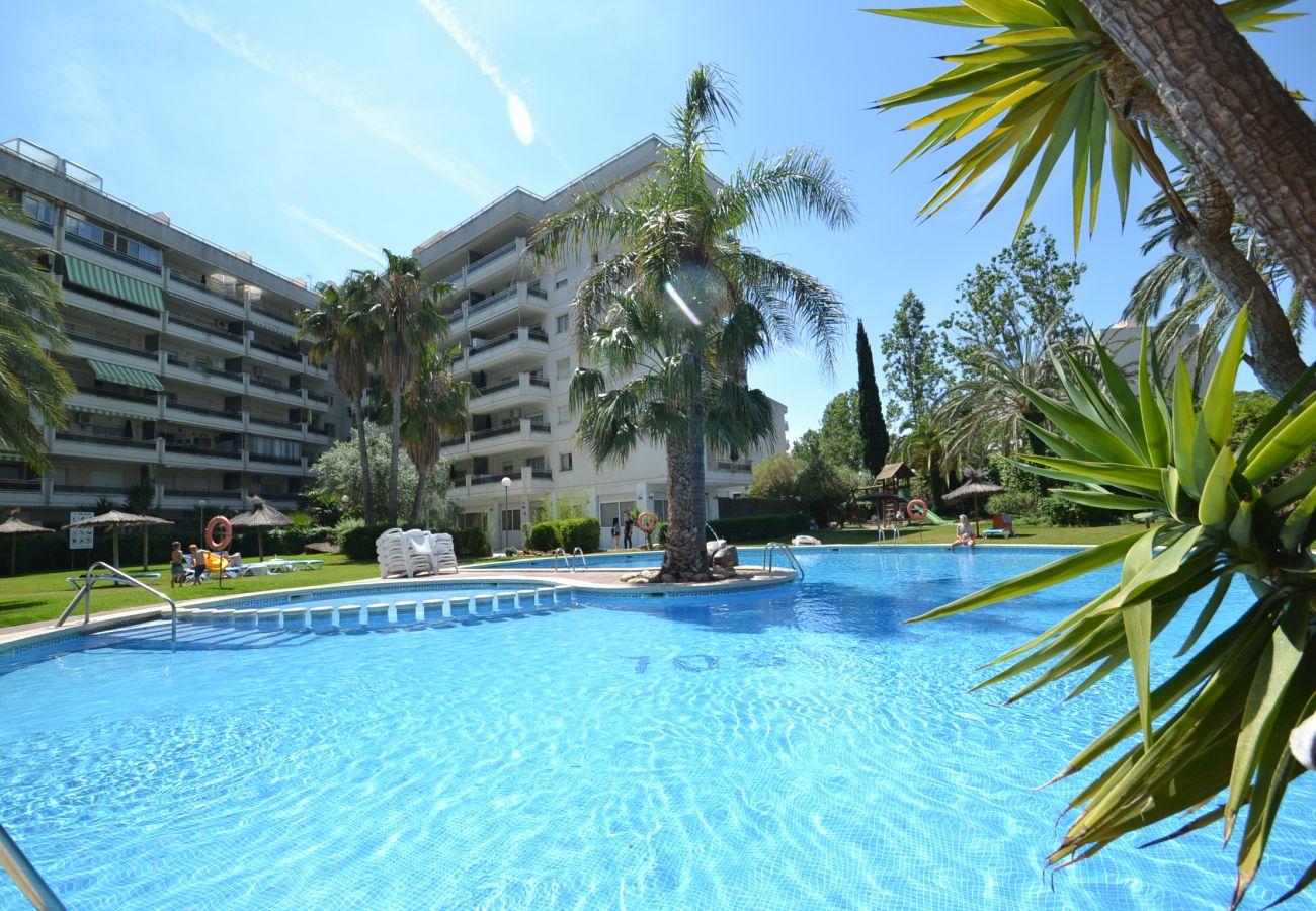 Апартаменты на Салоу - Jardines Family 4:Centro Salou-Piscinas-Cerca playas-A/C,Wifi,Ropa incluidos