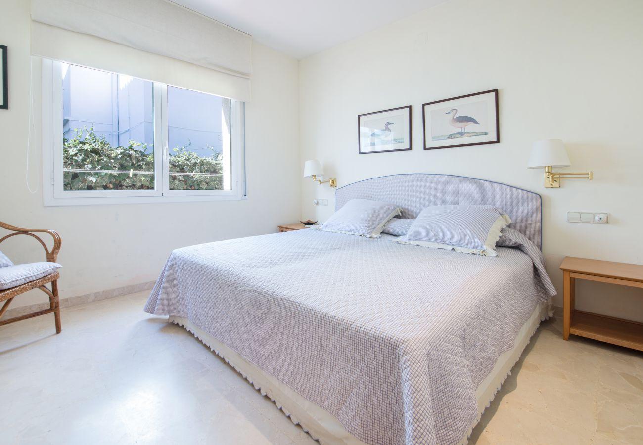 Вилла на Coma-Ruga - R5 5-спальная вилла в аренду в Комаруга, Коста Дорада