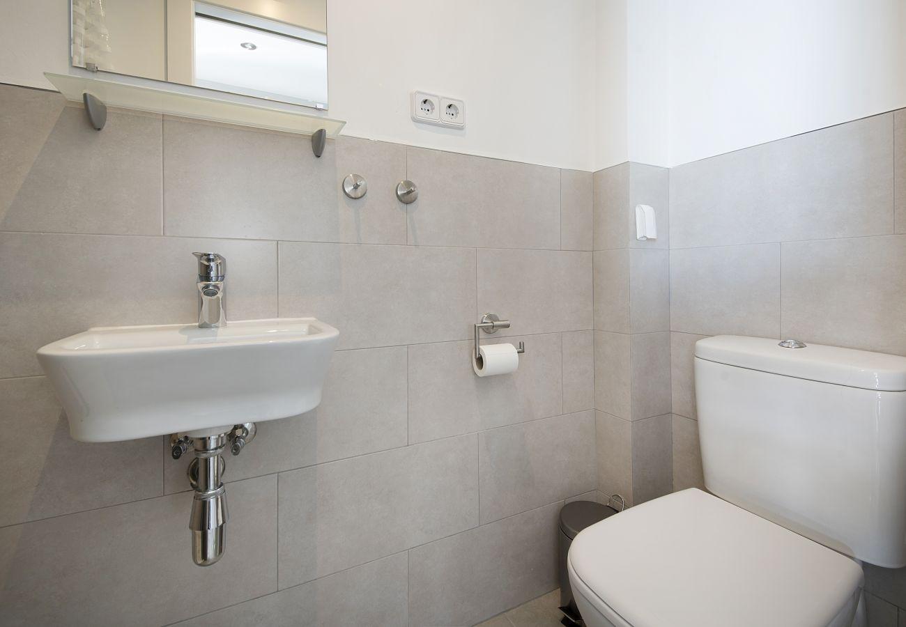 Апартаменты на Segur de Calafell - R13 3-х комнатная квартира на первой линии