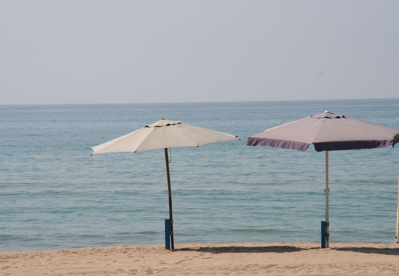 Таунхаус на Calafell - R22 Таунхаус на 8 персон в 100 м от пляжа