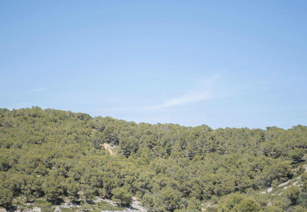 Вилла на Кастелет и ла Горналь - R83 Коттедж на 10 человек между пляжем и горами