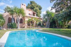 Вилла на Segur de Calafell - R84 Вилла с бассейном,...