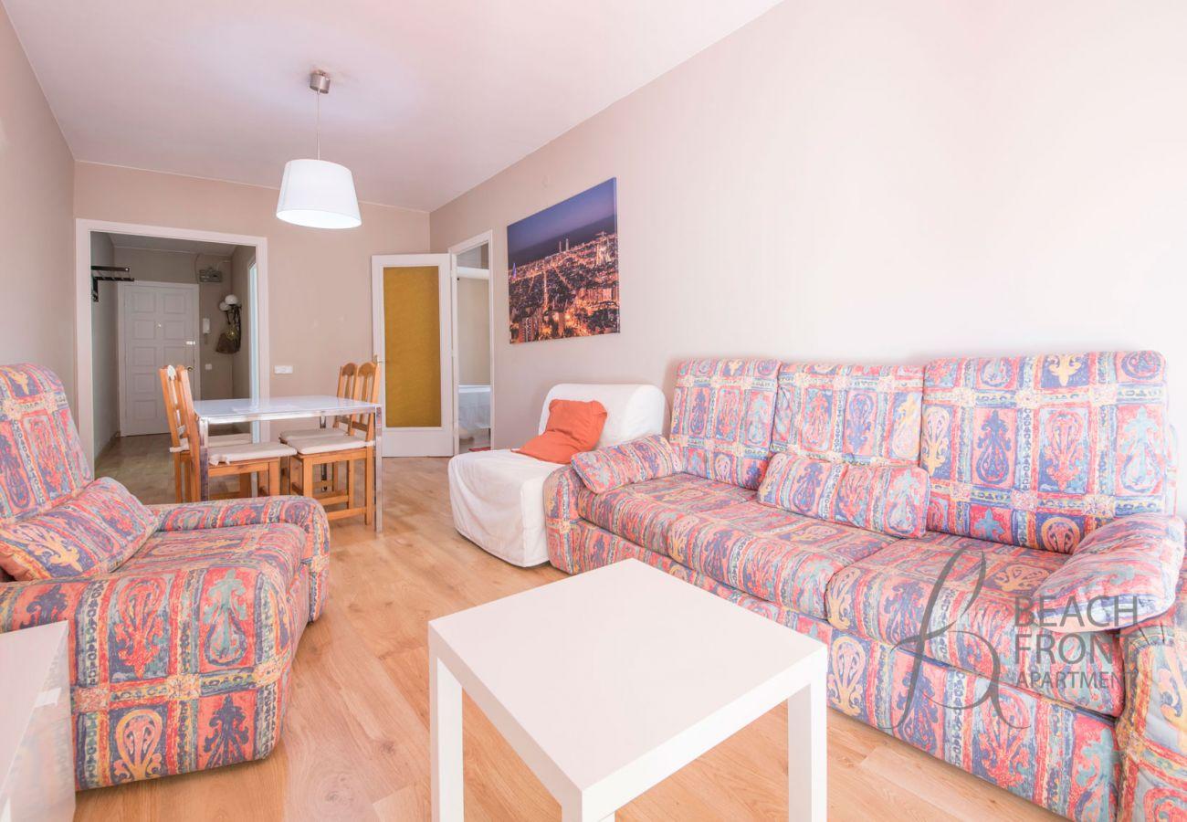 Апартаменты на Calafell - R68-2 Apartamento de dos dormitorios cerca de la playa