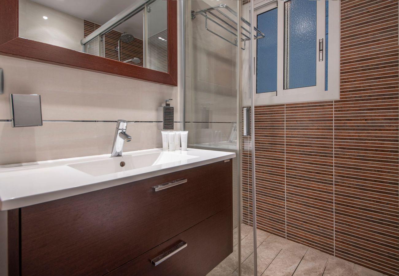 Апартаменты на Calafell - R114 Beachfront apartment Ca La Laura